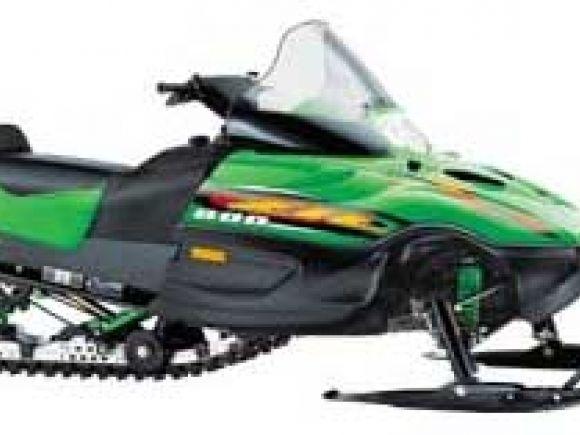 2000 ARCTIC CAT ZR 600 EFI