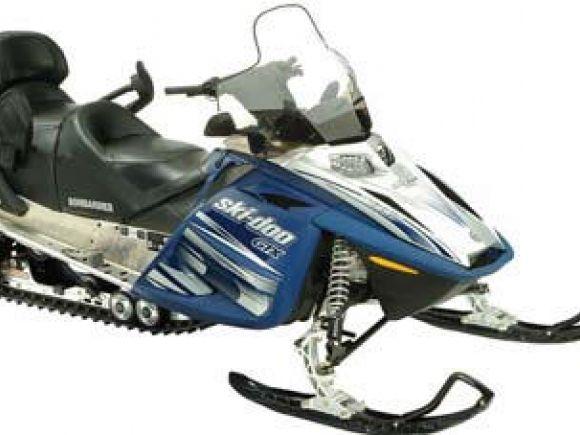 Poland Machinery Dealers Doo Mail: 2005 SKI-DOO GTX SPORT 600 HO
