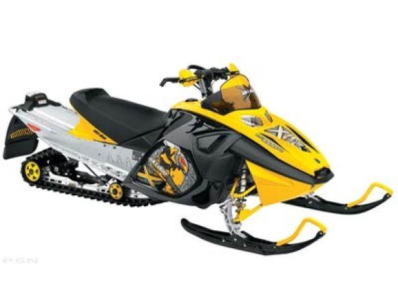 Tails And Trails >> 2007 SKI-DOO MX Z RENEGADE X 600 H.O. SDI