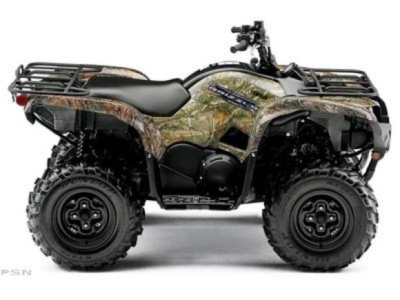 2011 yamaha grizzly 550 fi eps for Yamaha grizzly 1000cc