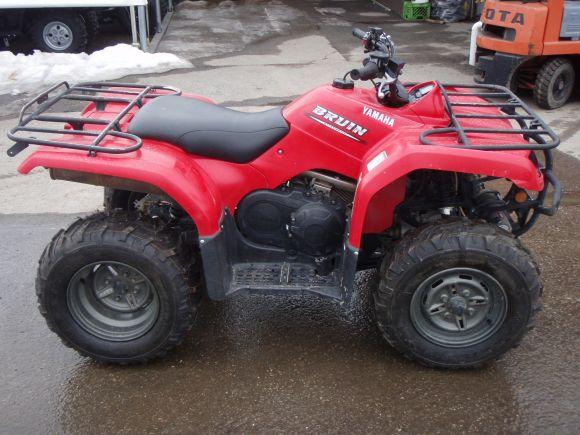 2006 yamaha yfm350fa bruin 350