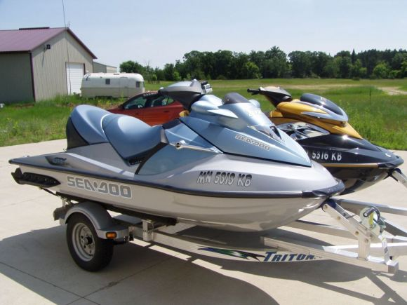 2006 Sea Doo Gtx Ltd Super Charged 4 Str