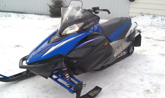 2006 Yamaha Attak 4 Str Es R