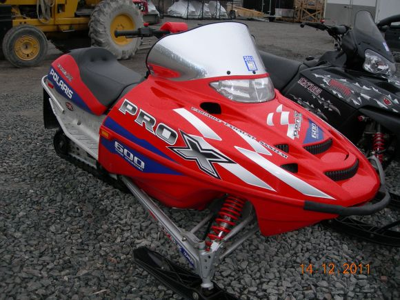 2003 POLARIS 600 PRO X