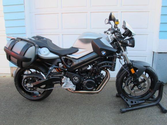 2010 Bmw F800r
