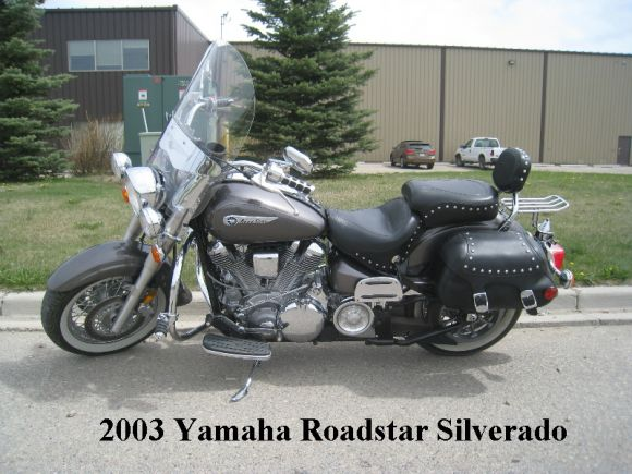 Yamaha Road Star Midnight Silverado Owners Manual