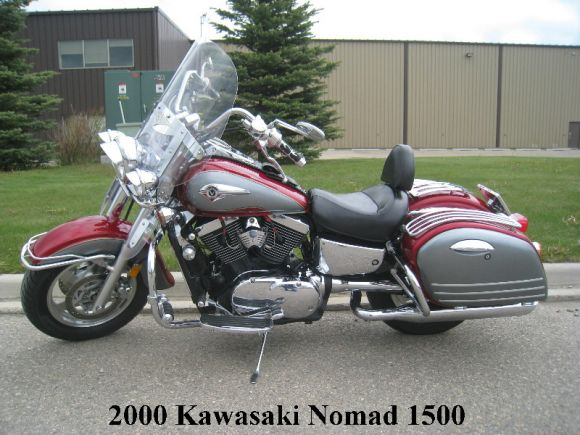 Kawasaki Vulcan Nomad Handlebar Size