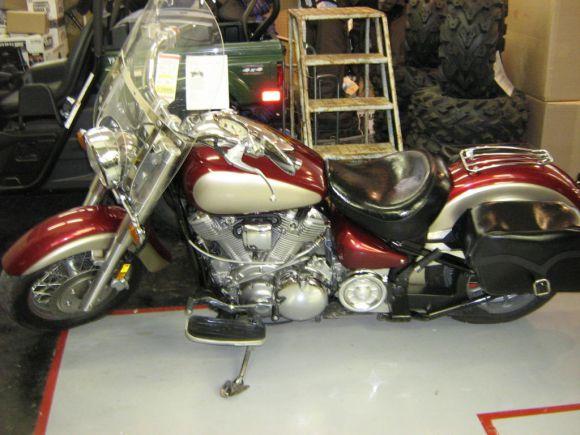 2002 Yamaha Road Star 1600