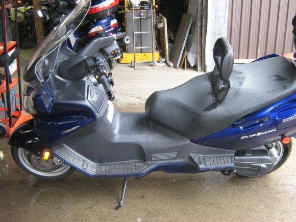 2005 Suzuki Burgman 650