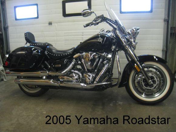 2005 yamaha road star canadian special 1700 for 2005 yamaha road star 1700 value