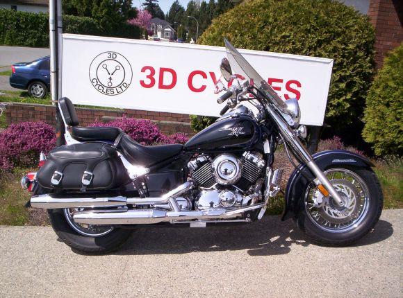 2007 yamaha v star silverado 650. Black Bedroom Furniture Sets. Home Design Ideas