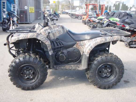 2005 yamaha yfm660fa grizzly 660 for Yamaha grizzly 1000cc