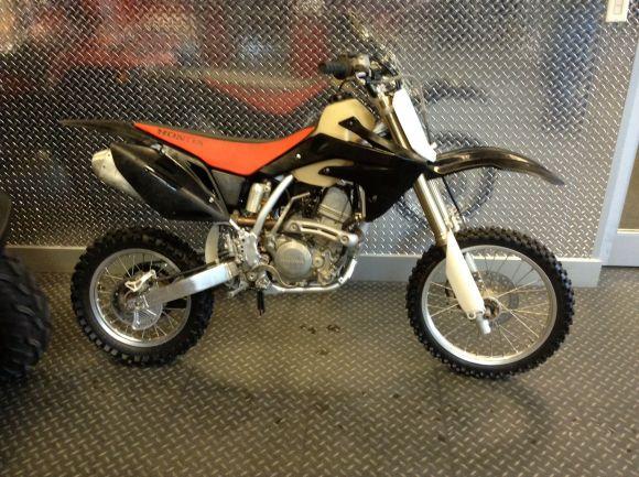 Used Honda Motorcycle Dealer >> 2007 HONDA CRF150R SMALL WHEELS