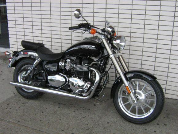 2008 Triumph Bonneville America Efi