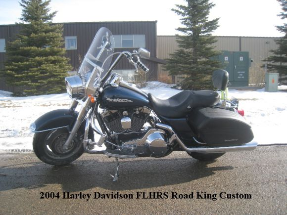 Harley Davidson Motorcycle Values >> 2004 HARLEY-DAVIDSON FLHRS ROAD KING CUSTOM