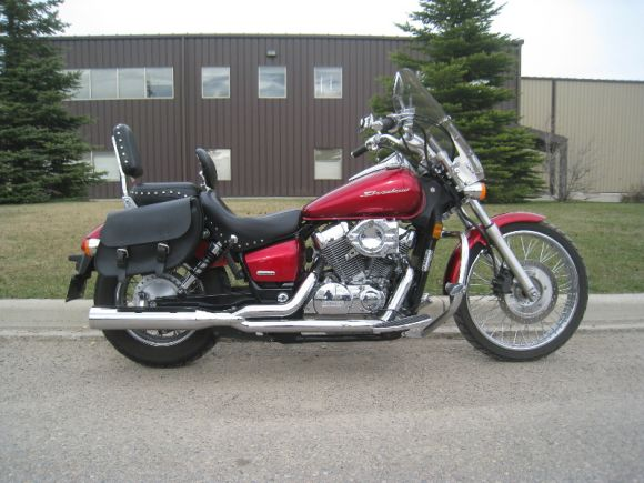 2009 HONDA SHADOW SPIRIT 750 C2