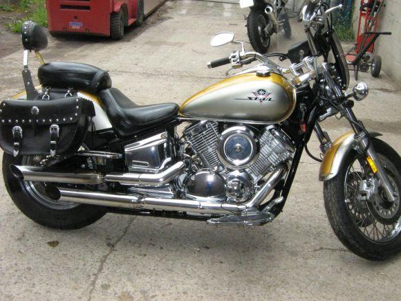 1999 yamaha v star custom 1100 for 1999 yamaha v star 650 classic parts