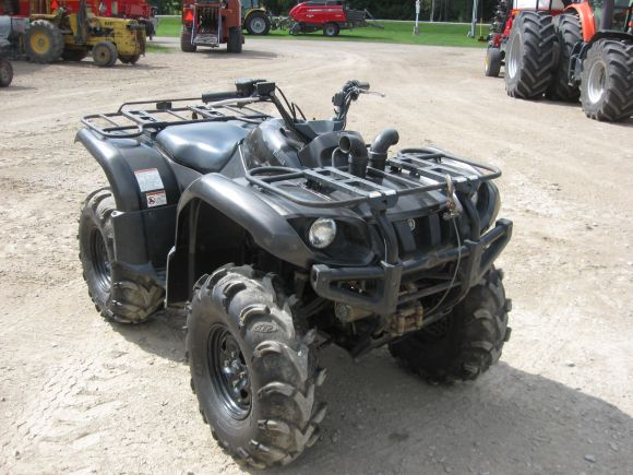 2003 yamaha yfm660fr grizzly for Yamaha grizzly 1000cc