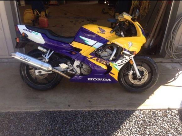 1994 honda cbr600f2r for Honda 4 wheeler dealers near me
