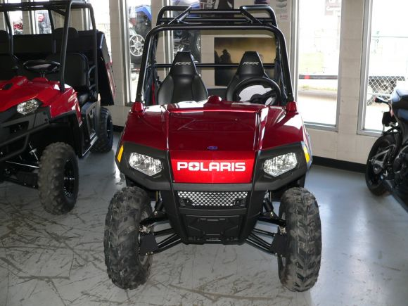 2009 polaris ranger rzr le sunset or red. Black Bedroom Furniture Sets. Home Design Ideas