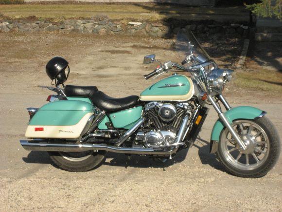 1998 Honda Shadow Ace Tour 1100