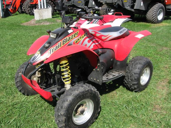 2004 POLARIS TRAIL BLAZER 250
