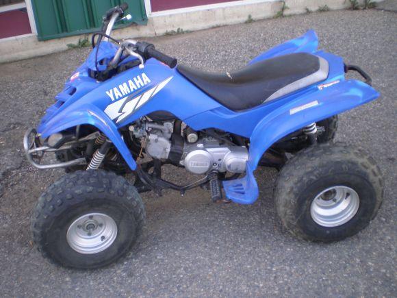 2004 yamaha yfm80w raptor 80