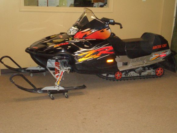 Arctic Cat Zr  Cross Country