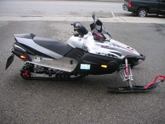 2006 Yamaha Rs Vector Er 4 Str Es R