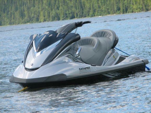 2007 yamaha fx1100af fx cruiser high output