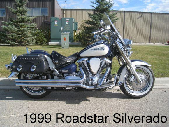 Yamaha Road Star Silverado Windshield