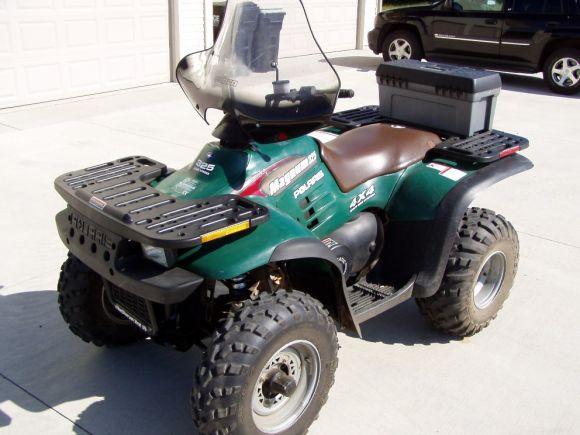 2000 polaris magnum 325 4x4 rh bluebooktrader com 2000 polaris magnum 325 4x4 service manual 2004 Polaris 325 Magnum 4x4