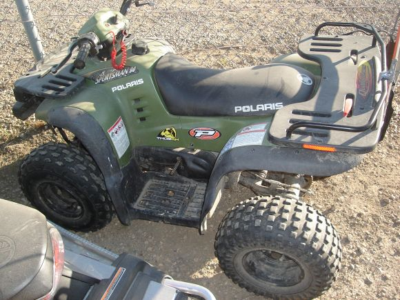 2001 POLARIS SPORTSMAN 90