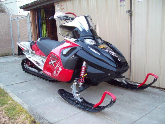 Renegade Race Fuel >> 2006 SKI-DOO SUMMIT 1000 HIGHMARK X SDI 162& R