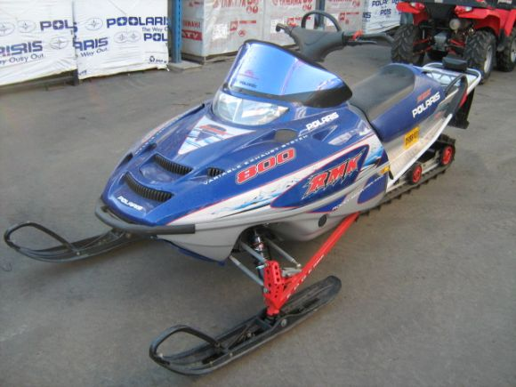 Polaris Outlaw 50 >> 2003 POLARIS 800 RMK 151& (EDGE)