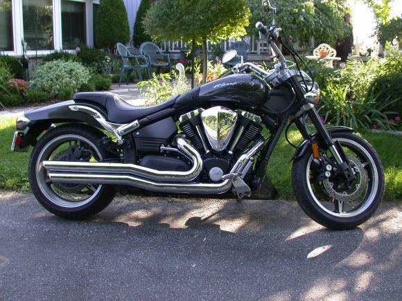 2002 yamaha road warrior 1700