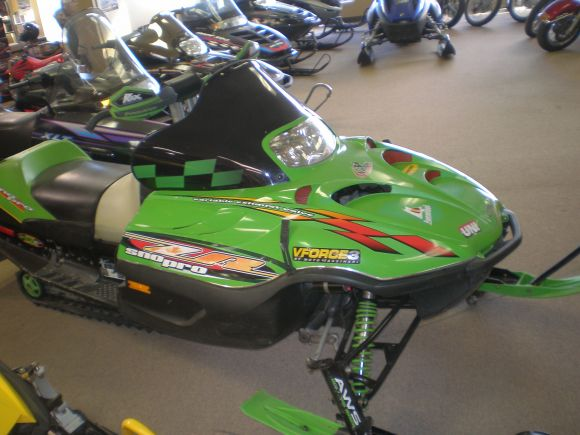 ZR 700 mod with 440 frame, Very fast, Great shape Must see!