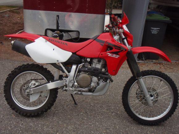 2006 HONDA XR650R
