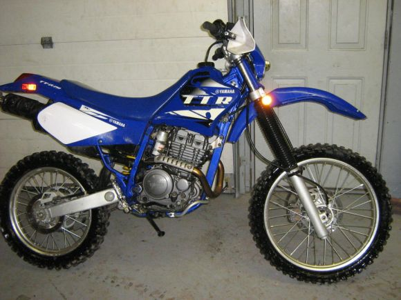 2006 yamaha ttr250 for Yamaha ttr models