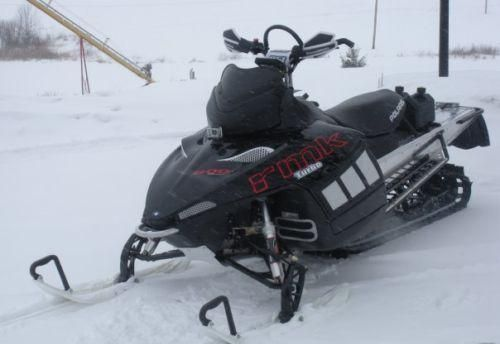 2009 Polaris 800 Rmk Dragon 155 Amp Iq R