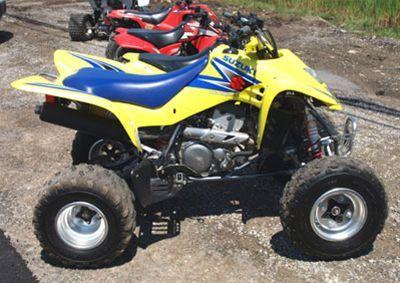 2006 suzuki ltz400 quadsport z400