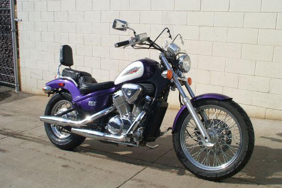 1995 HONDA SHADOW 600