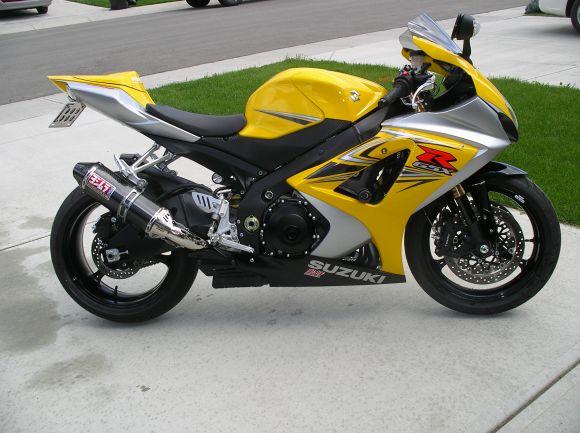 2007 Suzuki Gsxr 1000