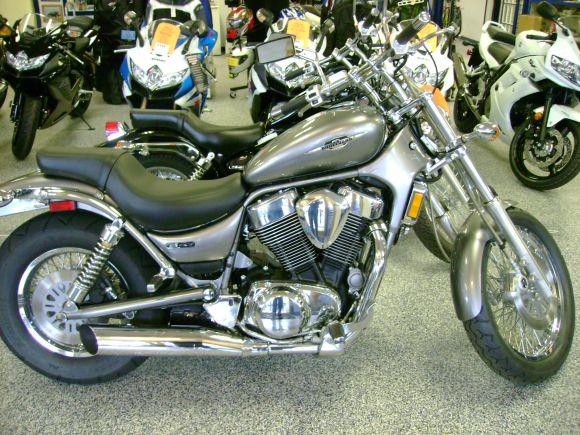 Suzuki Motorcycle Warranty Salvage