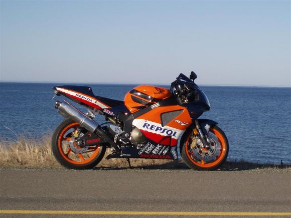 Used Honda Motorcycle Dealer >> 2001 HONDA RC51 RVT1000R