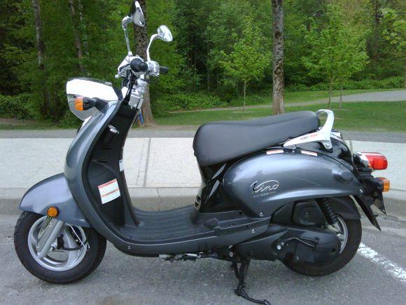 2006 yamaha vino 125