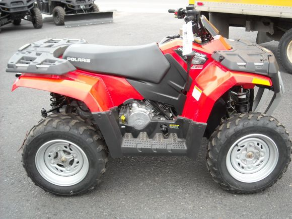 2007 POLARIS HAWKEYE 300 4X4