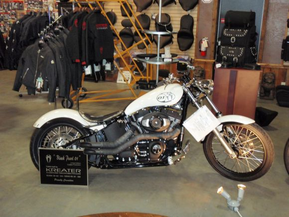 2006 Harley Davidson Fxstb Night Train