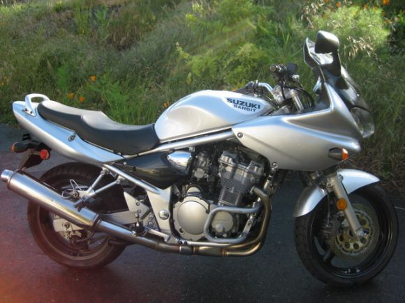 Suzuki Bandit S Msrp