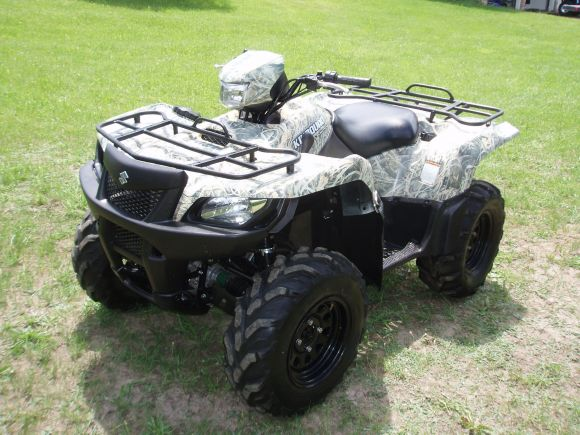 Suzuki King Quad For Sale Ontario